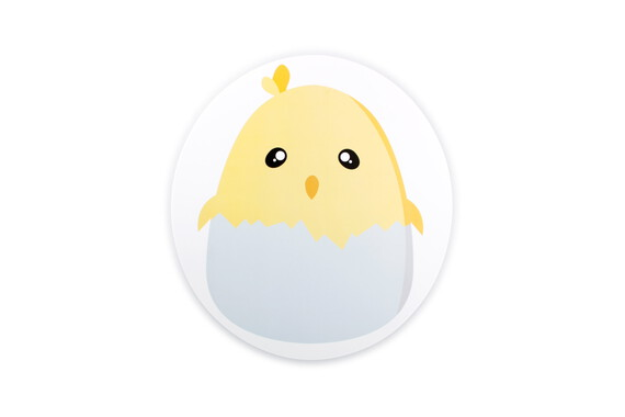 ONA PLACEMAT 38X35CM KIDS BABY CHICK
