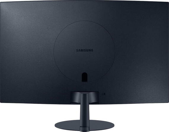"""Samsung 27"""" T55 Curved monitor - LC27T550FDUXEN"""