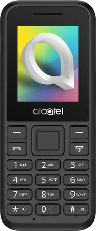 Alcatel 10.66D Resin Black