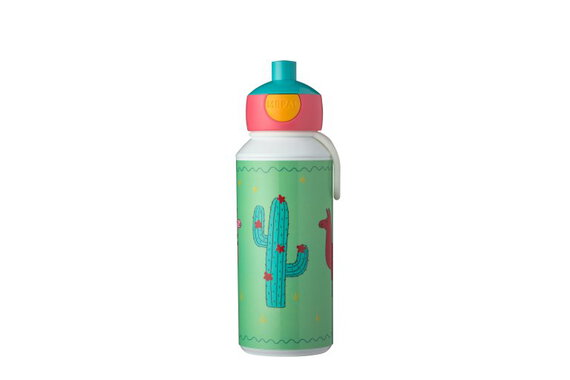 MEPAL Drinkfles pop-up Campus 400 ml - Lama
