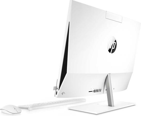HP Pavilion all-in-one 24-K0000NB Snowflake White