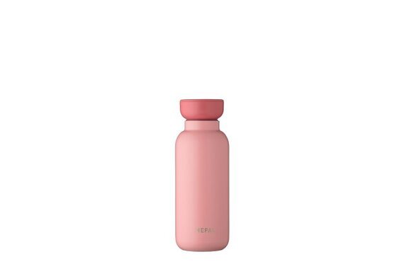 MEPAL insulated bottle ellipse 350 ml - nordic pink