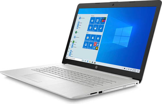 HP Laptop 17-BY2024NB Natural Silver