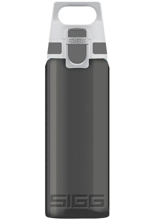 Sigg Sigg Total Color ONE Gourde en Tritan Anthracite 0,6l - 7,2xH24,5cm