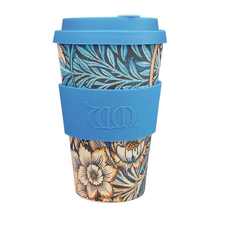 ECOFFEE Bamboo Cup - Lily (400ml)