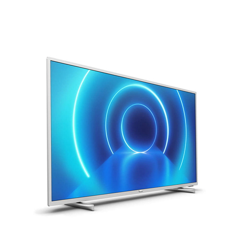 Philips TV 4K 70PUS7555/12 - 70 inch