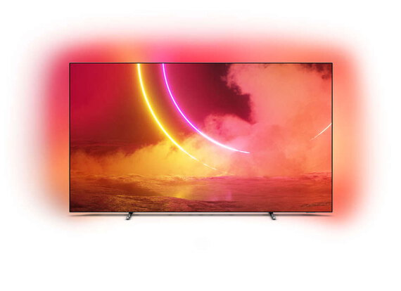 Philips TV 4K 55OLED805/12 Ambilight - 55 inch