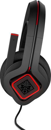HP OMEN Mindframe Prime gaming headset Shadow Black