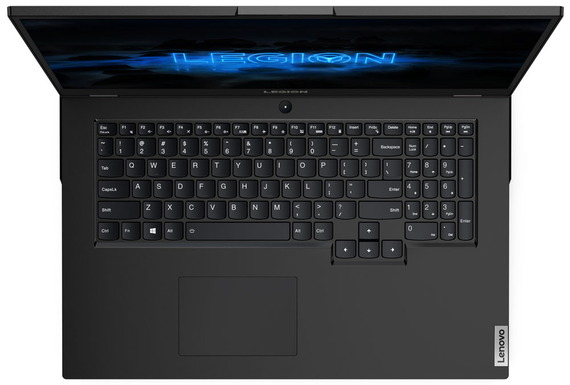 Lenovo Legion 5 17IMH05 Phantom Black