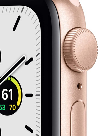Apple Watch SE - Gold/Pink 40mm