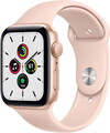 Apple Watch SE - Gold/Pink 44mm