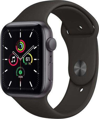 Apple Watch SE - Sideral Gray/Black 44mm