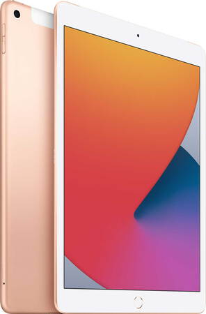 Apple iPad (2020) 32 GB Wi-Fi + LTE Goud