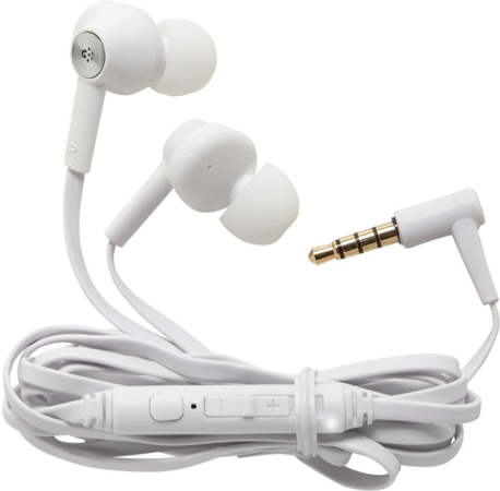 Essentiel-B Oortjes IN-EAR - Wit