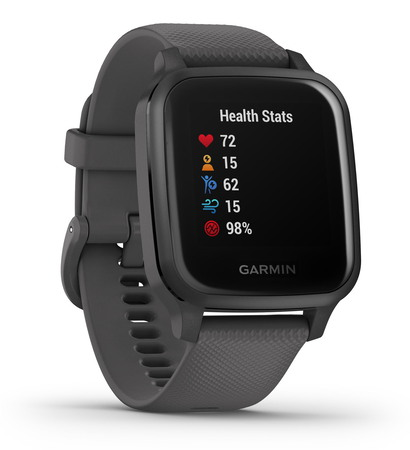 Garmin Venu Sq - Grey/Slate