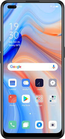 Oppo Reno4 5G Space Black