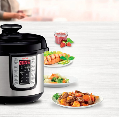Tefal Multicuiseur Fast & Delicious CY505E10