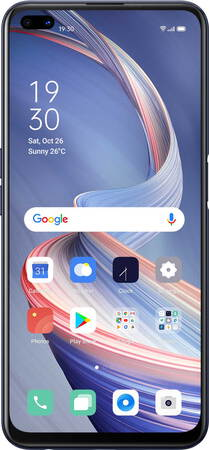 Oppo Reno4 Z 5G Ink Black