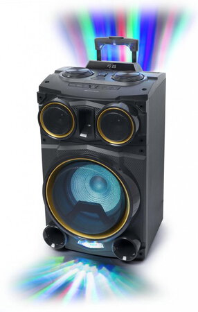 Muse MB-1936 DJ Party Speakers
