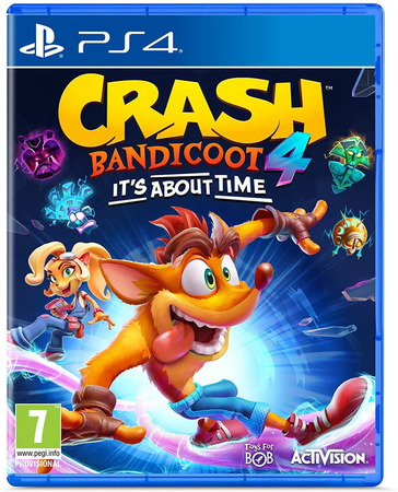 Playstation Crash Bandicoot™ 4: It's About Time
