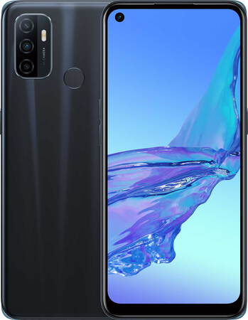 Oppo A53 Electric Black