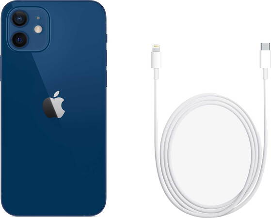 Apple iPhone 12 256 GB Blauw
