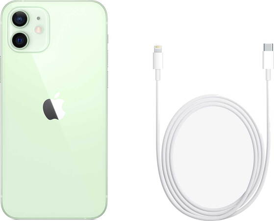 Apple iPhone 12 64 Go Vert