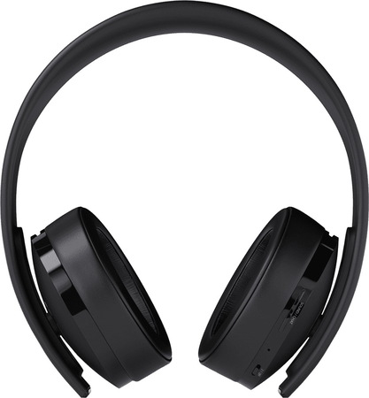 Playstation Gold draadloze headset