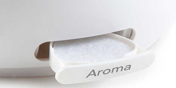 Domo Humidificateur d'air à ultrasons DO265HD
