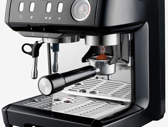 Solis Espressomachine Grind & Infuse Compact 980.14