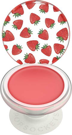 Popsocket PopGrip Strawberry Lips