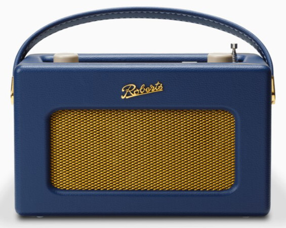 Roberts radio REVIVAL ISTREAM3 - MIDNIGHT BLUE