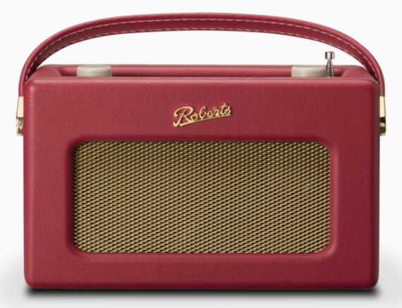 Roberts radio REVIVAL ISTREAM3 - BERRY RED