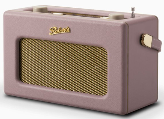 Roberts radio REVIVAL ISTREAM3 - DUSKY PINK