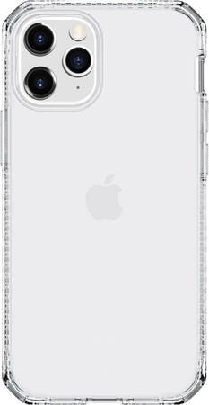 ITskins Coque Level 2 Spectrum pour iPhone 12 (Pro) - Transparant
