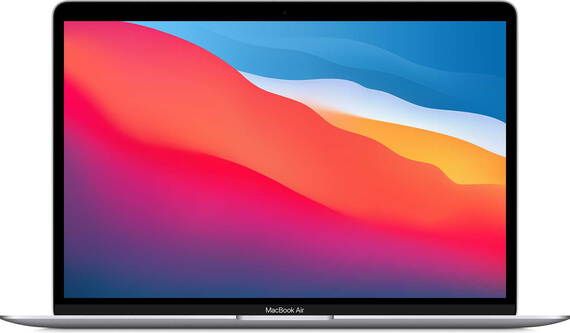 "Apple MacBook Air (2020) 13"" M1-chip 256 GB Zilver"