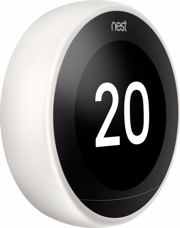 Nest Learning Thermostat 3th Gen - Wit