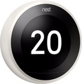 Nest Learning Thermostat 3th Gen - Blanc