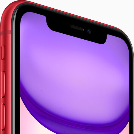 Apple iPhone 11 256 GB Rood