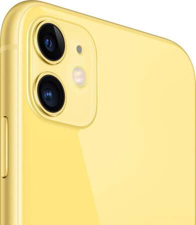 Apple iPhone 11 256 Go Jaune