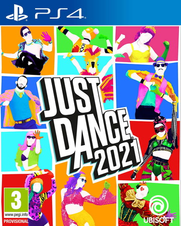 Playstation Just Dance® 2021