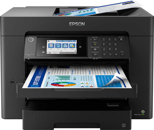 Epson WorkForce Pro 7840DTWF A3+ multifunctionele printer