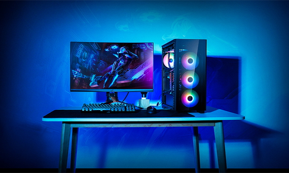 Deepcool MATREXX 50 - RGB TEMPERED GLASS