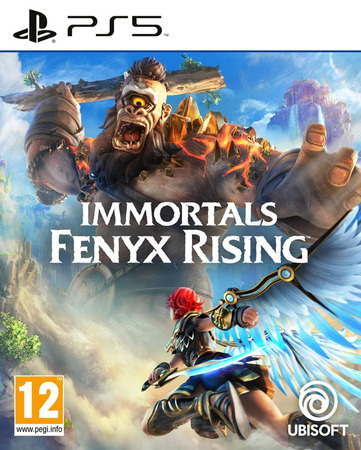 Playstation Immortals Fenyx Rising™