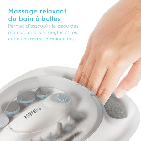 Homedics Set Manicure/Pedicure MAN-3023A
