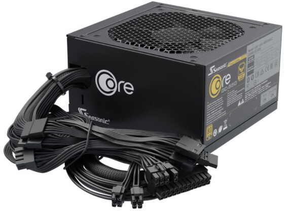 Seasonic CORE-GC-650 80+ GOLD POWER SUPPLY 650W - ATX