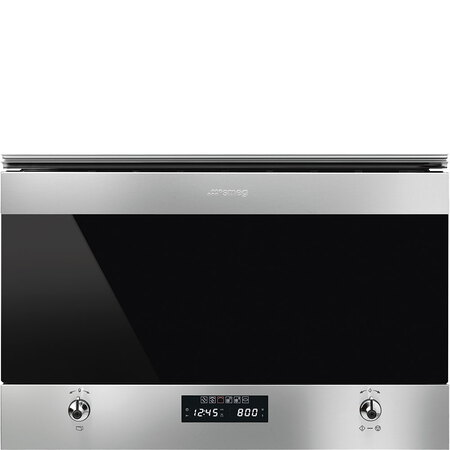 Smeg Micro-ondes encastrable MP322X1
