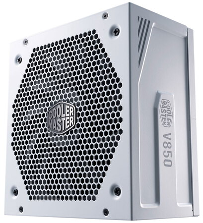 Coolermaster V850 GOLD V2 80+ GOLD POWER SUPPLY 850W - ATX - Wit