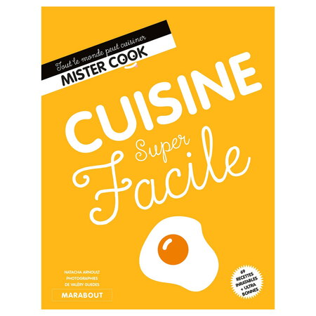 MARABOUT Cuisine super facile (French Edition)
