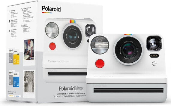 Polaroid Now - Wit